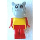 LEGO Hannah Hippo Fabuland Minifigure