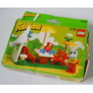 LEGO Hannah Hippopotamus on a Picnic Set 3798 Packaging