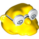 LEGO Hans Moleman Head (20492)