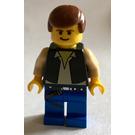 LEGO Hans Solo 20th anniversary Minifigure