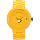 LEGO Happiness Yellow Adult Watch (5004128)