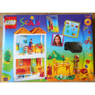 LEGO Happy Home Set 3149 Packaging
