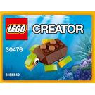 LEGO Happy Turtle Set 30476