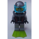 LEGO Harbour Diver Minifigure