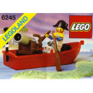 LEGO Harbour Sentry Set 6245