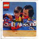 LEGO Harbour Set 364 Instructions
