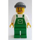 LEGO Harbour Worker avec Overalls avec Pocket Figurine