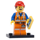 LEGO Hard Hat Emmet Set 71004-3