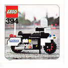 LEGO Harley-Davidson 1000cc Set 394 Instructions