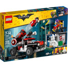 LEGO Harley Quinn Cannonball Attack Set 70921 Packaging