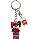 LEGO Harley Quinn Key Chain (853636)
