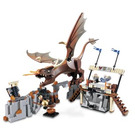 LEGO Harry and the Hungarian Horntail Set 4767