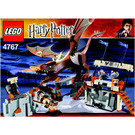 LEGO Harry and the Hungarian Horntail Set 4767 Instructions