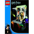 LEGO Harry and the Marauder's Map Set 4751 Instructions