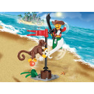 LEGO Harry Hardtack and Monkey Set 7081