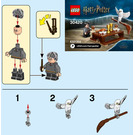 LEGO Harry Potter and Hedwig: Owl Delivery Set 30420 Instructions