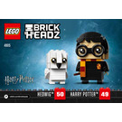 LEGO Harry Potter & Hedwig Set 41615 Instructions