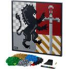 LEGO Harry Potter Hogwarts Crests Set 31201