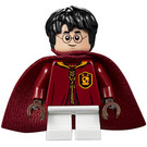 LEGO Harry Potter In Gryffindor Quidditch Uniform Minifigure