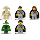 LEGO Harry Potter Minifigure Collection Gallery 4 Set HPG04