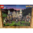 LEGO Harry Potter Poster - Chamber of Secrets Series (23016)
