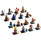 LEGO Harry Potter Series 2 Collectable Minifigures - Random Bag Set 71028-0