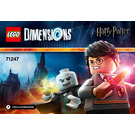 LEGO Harry Potter Team Pack Set 71247 Instructions