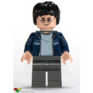 LEGO Harry Potter with Blue Jacket Minifigure