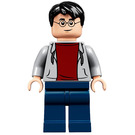 LEGO Harry Potter with Gray Top Minifigure
