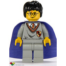 LEGO Harry Potter with Violet Cape Minifigure