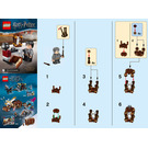 LEGO Harry's Journey to Hogwarts Instructions