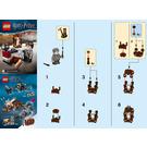 LEGO Harry's Journey to Hogwarts Set 30407 Instructions