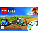 LEGO Harvester Transport Set 60223 Instructions