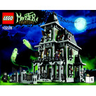 LEGO Haunted House Set 10228 Instructions
