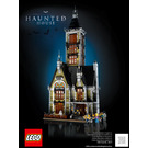 LEGO Haunted House Set 10273 Instructions