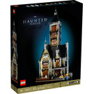 LEGO Haunted House Set 10273 Packaging