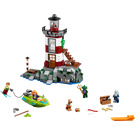 LEGO Haunted Lighthouse Set 75903