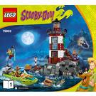 LEGO Haunted Lighthouse Set 75903 Instructions