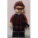 LEGO Hawkeye with Black and Dark Red Suit Minifigure