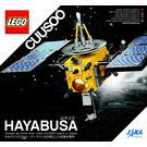 LEGO Hayabusa Set 21101 Instructions