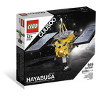 LEGO Hayabusa Set 21101 Packaging