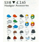 LEGO Head Wear Set 5318