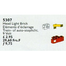 LEGO Headlight Brick Set 5307