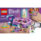 LEGO Heart Box Friendship Pack Set 41359 Instructions