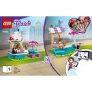 LEGO  Heartlake City Brick Box Set 41431 Instructions