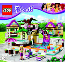 LEGO Heartlake City Pool Set 41008 Instructions