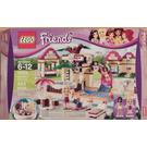 LEGO Heartlake City Pool Set 41008 Packaging