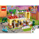 LEGO Heartlake City Restaurant Set 41379 Instructions