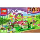 LEGO Heartlake Dog Show Set 3942 Instructions