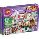 LEGO Heartlake Food Market Set 41108 Packaging